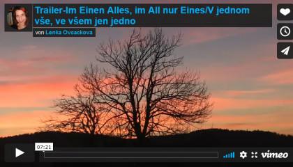 """Vollmondkino Schloß Ottenstein - Film/Doku: """"Im Einen Alles, im All nur eines"""""""