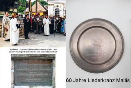 Kierlinger Sängerrunde - Liederkranz Maitis