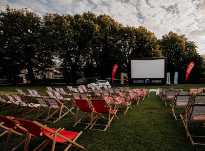 Silent Cinema Open Air Tour 2021