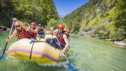 Mental Rafting