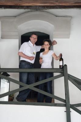 Gerald und Andrea Diem