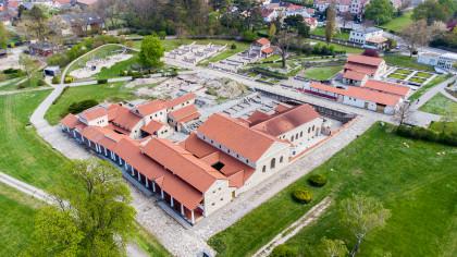 Römisches Stadtviertel