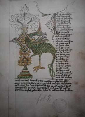 Waidhofner Stadtbuch