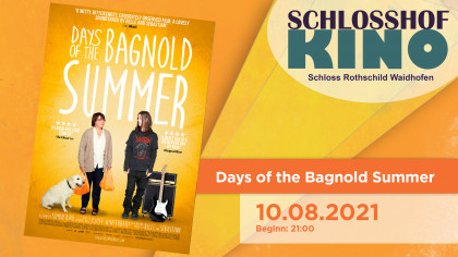 "Schlosshofkino ""Days of the Begnold Summer"""