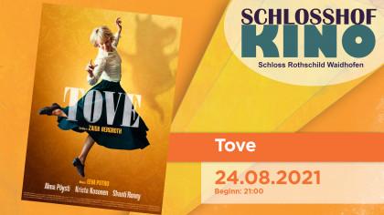 """Schlosshofkino """"Tove"""""""