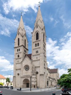 Der Dom zu Wiener Neustadt