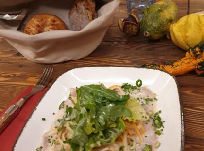 ... und Liebhaber von Salaten mit oder ohne Fleisch