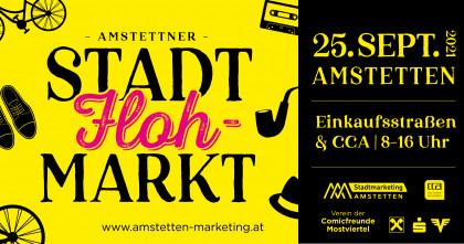 Stadtflohmarkt Amstetten