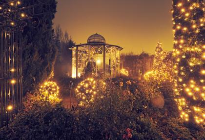 Kittenberger´s Adventzauber im Garten