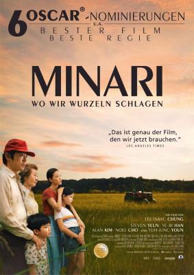 MINARI - WO WIR WURZELN SCHLAGEN - am Mi 13.10.2021 um 20 Uhr im Kino Zwettl