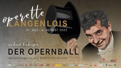 Der Opernball - Plakat