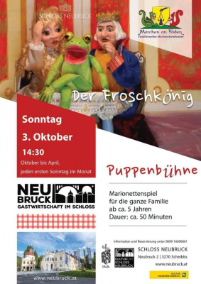 Puppenbühne Oktober 21