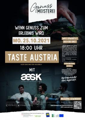 Taste Austria mit Aesk