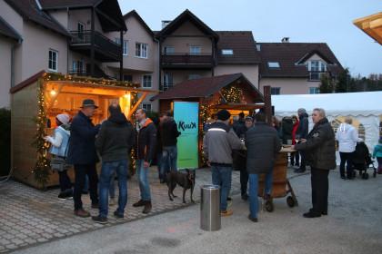 Winter- und Kunsthandwerksmarkt