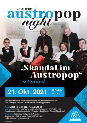 Amstettner Austropop Night - Skandal im Austropop
