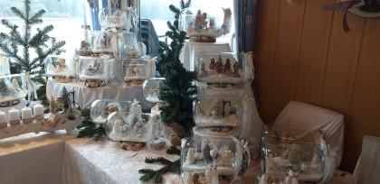 Weihnachtsgläser