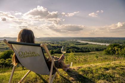 Der Weinsommer verspricht Entspannung und Genuss!