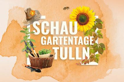 Schaugartentage Herbst in Tulln
