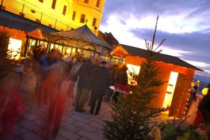 Adventmarkt Stift Göttweig