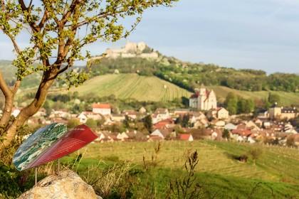 "Weinwanderpark ""Der Flug des Falken"""