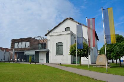 Konzerthaus Weinviertel Außenaufname
