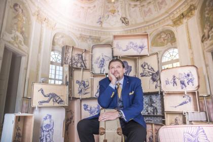 Michael Schade, künstlerischer Leiter der Barocktage.