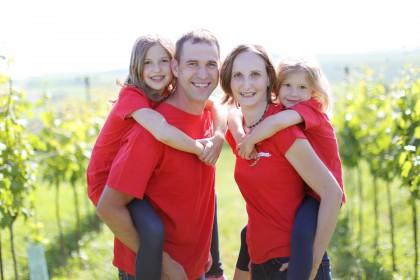 Winzerfamilie Scheiner