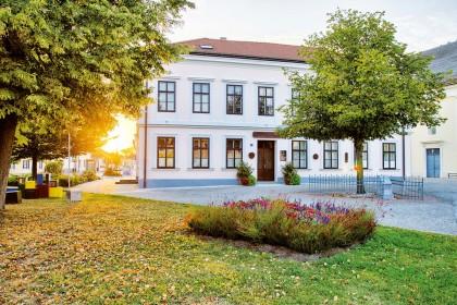 Oskar Mann Heimatmuseum Absdorf - Außenansicht