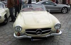 Mercedes Benz SL Club