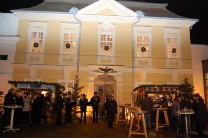 SchlösslAdvent im Mistelbacher Barockschlössl