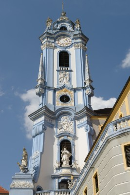 Kirchturm Stiftskirche Dürnstein