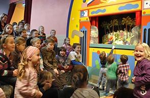 Kasperltheater im Advent