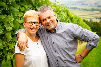 Martina und Jochen