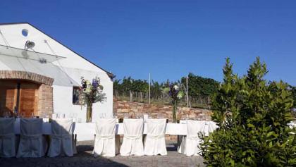 Tafeln im Weinviertel