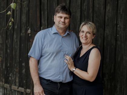 Andrea und Martin Hirtl