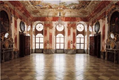 Marmorsaal Stift Geras