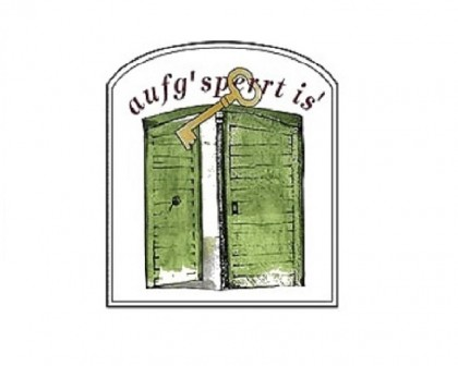 Aufg´sperrt is´