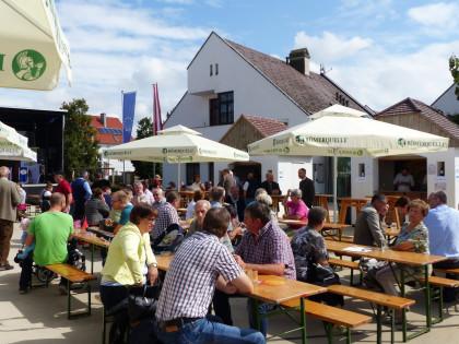 Weinfest Hagenbrunn