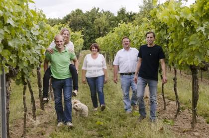 Weinschaun im Weingut Fichtenbauer-Mold