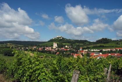Romantischer Weinort Falkenstein