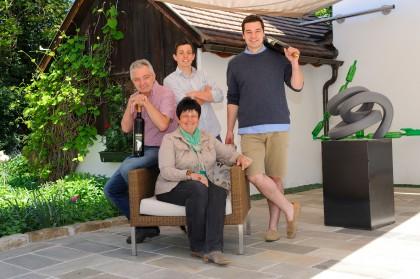 Familie Taubenschuss heißt Sie herzlich willkommen!