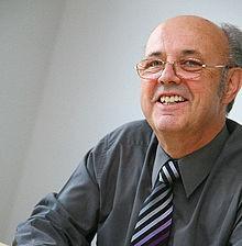Weinprofessor Bernulf Bruckner