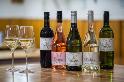 Wein genießen - im Rivanerstüberl