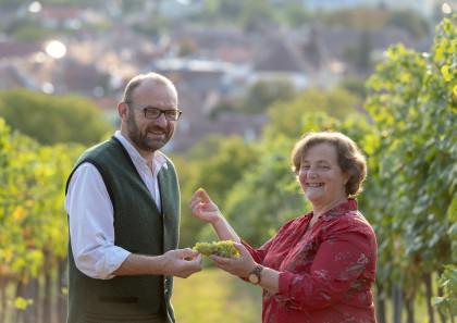 Franz und Irmgard Mayer