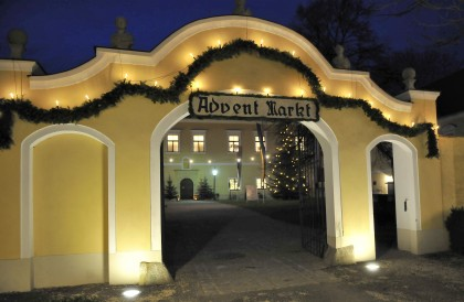 Torbogen Advent