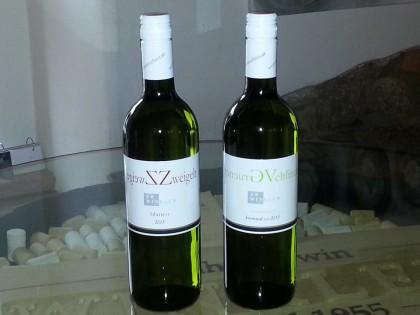 ... und der Wein schmeckt sowieso!