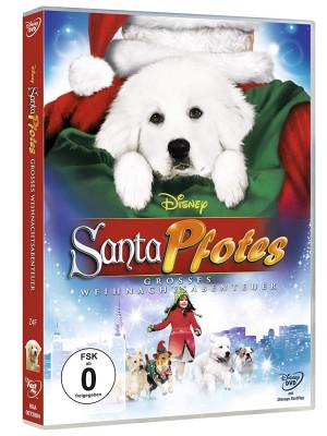"""Santas Pfotes großes Weihnachtsabenteuer"""