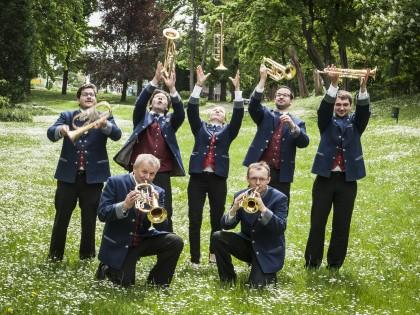 Trompeten der Stadtkapelle Tulln