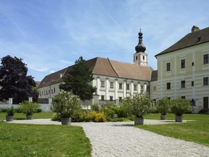 Stift Geras - Prälatengarten