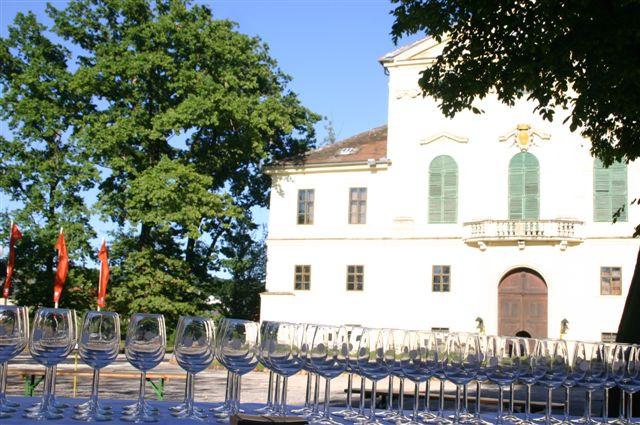 herbstKLANG weinviertel - auf Schloss Kirchstetten im Weinviertel
